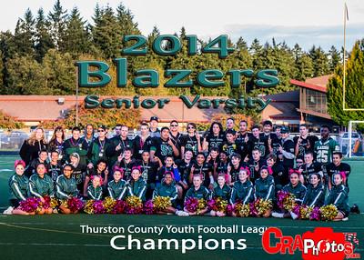 Blazers SV Champions