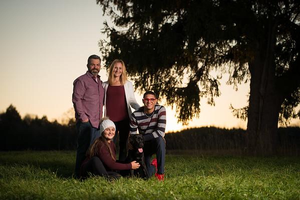 Shannon Family