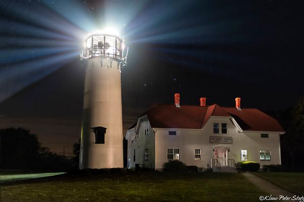 3- Cape Cod, night time