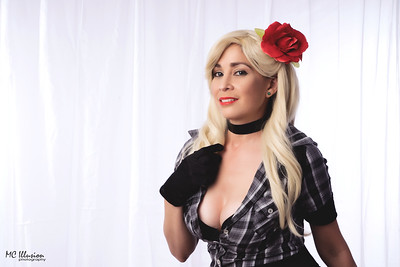 Black Canary Bombshell - Princess Lymari