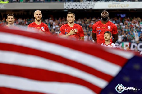 Mexico vs USA - 2019 Gold Cup Final