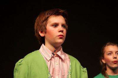 2007, Pinewood Performance, Alice in Wonderland
