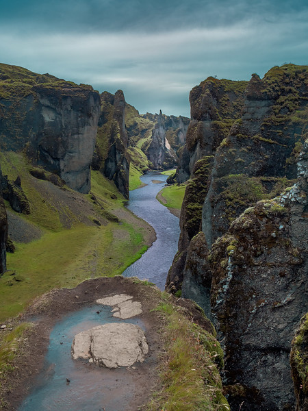 The Hidden Canyon