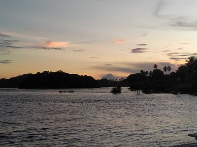 First impressions - Cucui to Santa Isabel