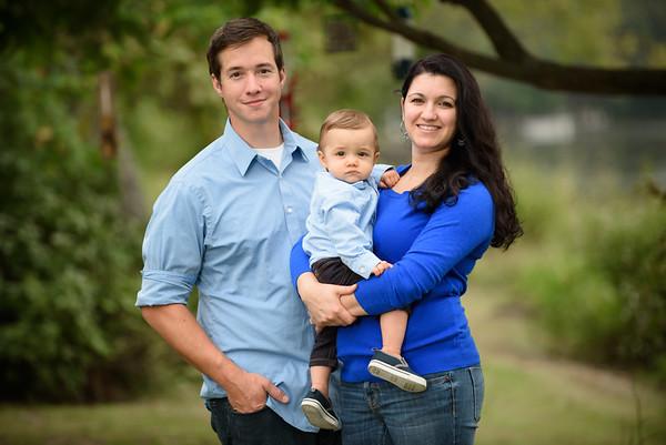 Murphy-Ortega Family Portraits
