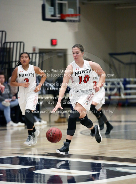 BHS JV GIRLS vs NORTH, DEC 27, 2017