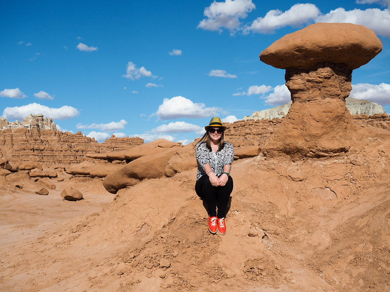 Goblin Valley State Park in Utah