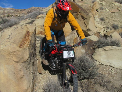 Gallup-City of Gallup OHV Park Trials Event Scouting Trip  3-10-19