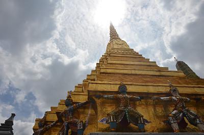 2011 Thailand (Grand Palace) Bangkok