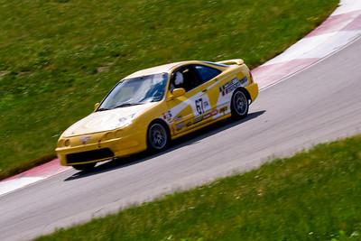 2020 SCCA TNiA Pitt Race Adv Yellow Acura