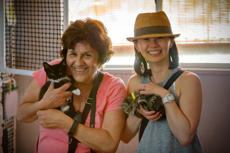 2018 05/13: Mother's Day at the Cat House on  the Kings