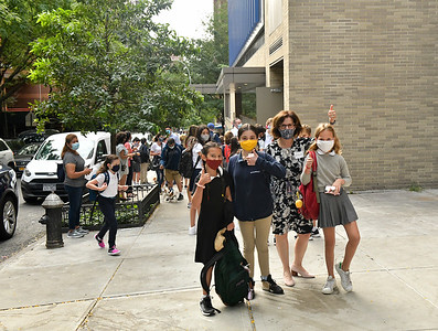 MMS First Day of School - September 14, 2020