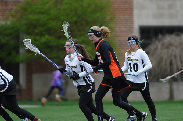 Chagrin Ladies JV v. HB