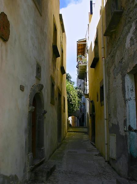 Lipari Alley