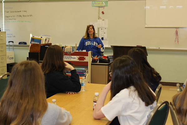 Explore Day for Seventh Graders