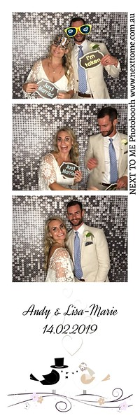 Andy & Lisa-Marie's Wedding