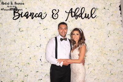 Abdul & Bianca