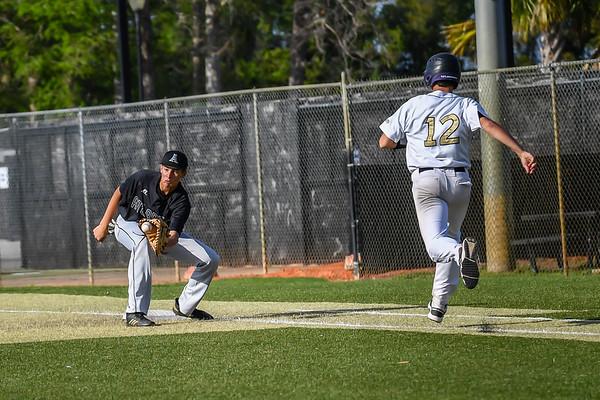 2019 JV Baseball Player Photos