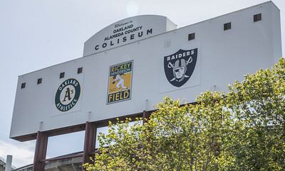 Oakland Alameda Clounty Coliseum