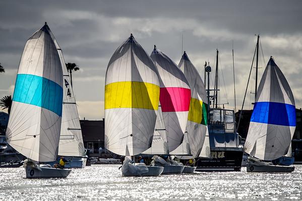Balboa Yacht Club | Highlights from Team Racing Regatta