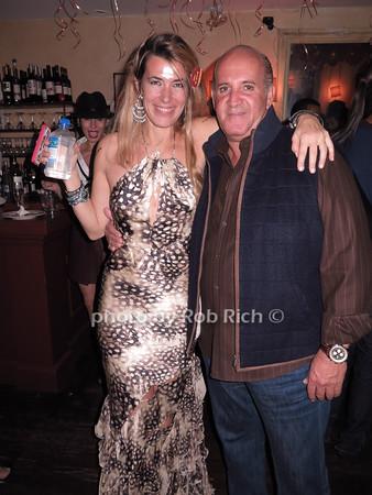 Paola Pedrignani  , Ronnie Nistico photo by Rob Rich/SocietyAllure.com © 2014 robwayne1@aol.com 516-676-3939