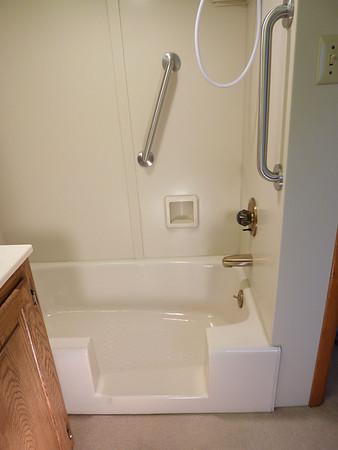 Porcelain-Cast Iron Bathtub Conversion ... Custom Built. Centre Hall, PA