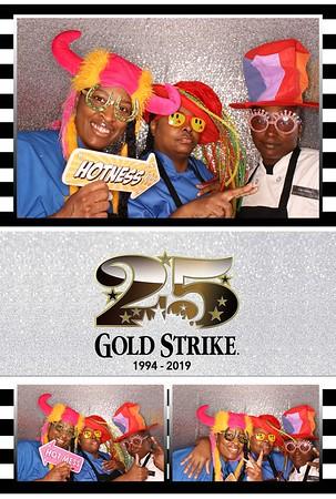 Gold Strike 25 Year Anniversary