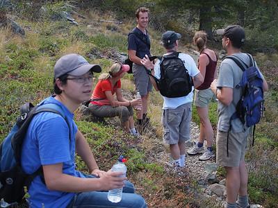 Mt. Tallac September 2012