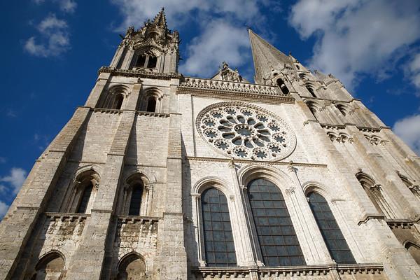 Cathedrale de Chartres - generale