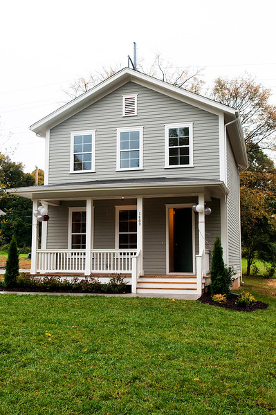 Druid Hills Open House Presented by Charlotte-Mecklenburg Housing Partnership, Inc 10-27-15  by Jon Strayhorn