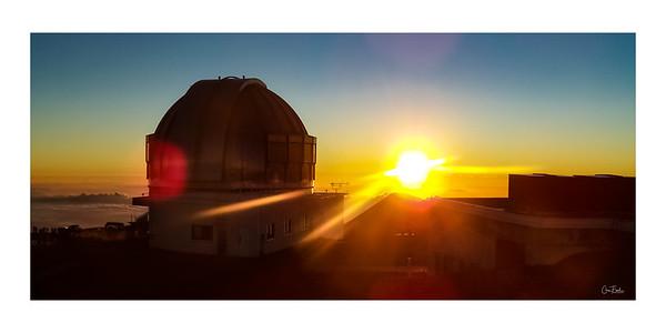 Sunset Panoramic