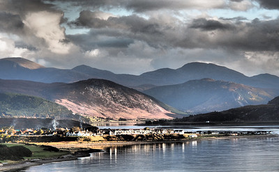 Ullapool and Assynt, October 2012