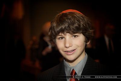Dylan Redfield Bar Mitzvah