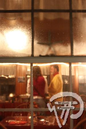 OLD MANSE INN — brewster • chamber meeting — Brewster, MA 12 . 8 - 2011