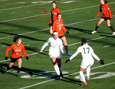 Girls Soccer vs. Ridgefield