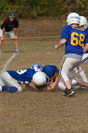 Palmer vs. Quabbin - 9/25/10 (Saturday)