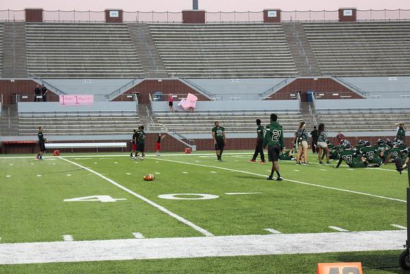 Lake Ridge High School 2014 Homecoming Game