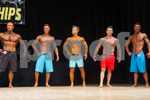 Men's Physique Under 178cm