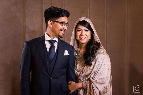 Aaqif & Samiha Akdh