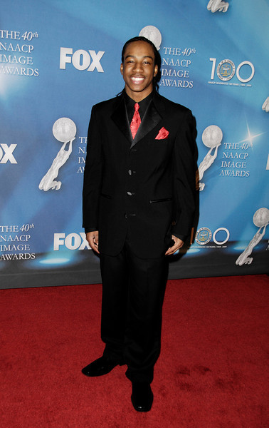 40TH NAACP AWARDS RED CARPET