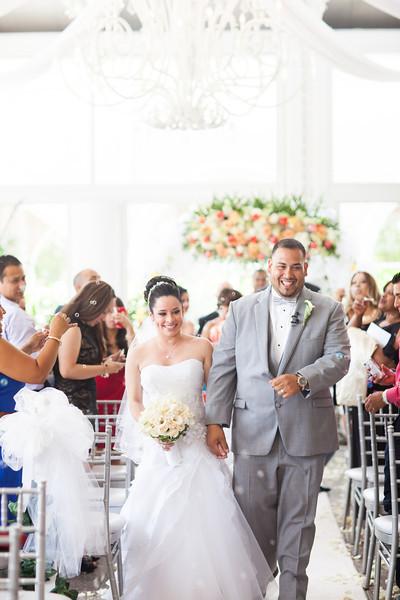 Andreina + Chino's Wedding