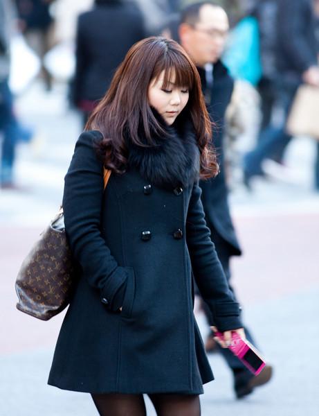 Japan 2009 Tokyo Winter Streets