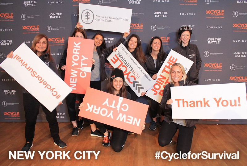 02/22/2018 Cycle for Survival MetPavilion