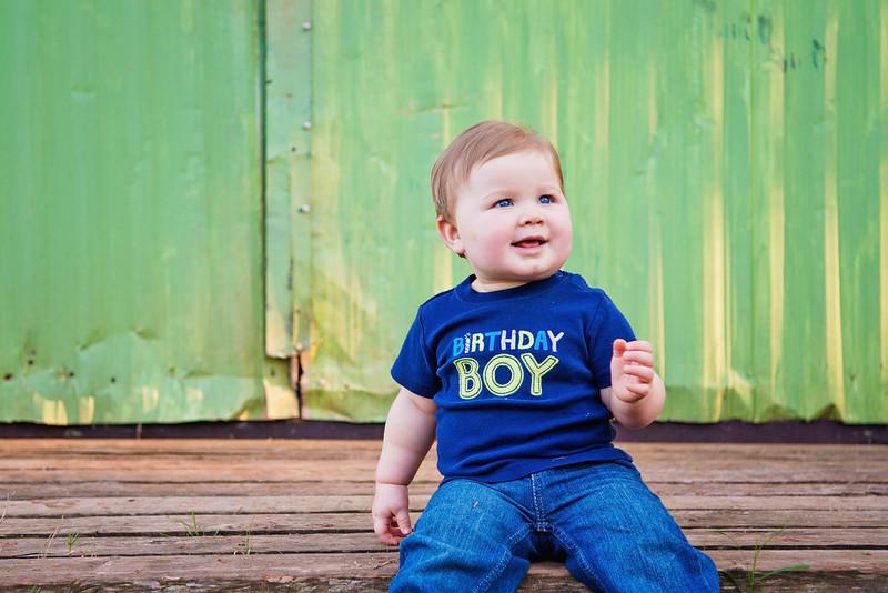 Sawyer Jay One Year