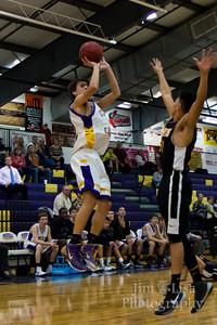 JV Boys Basketball: CCS vs. Santa Fe South, January 20