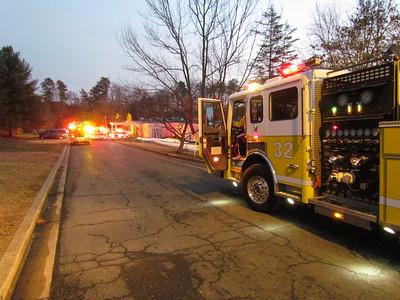 12/31/2010 - Odor of Gas Chesapeake Shores