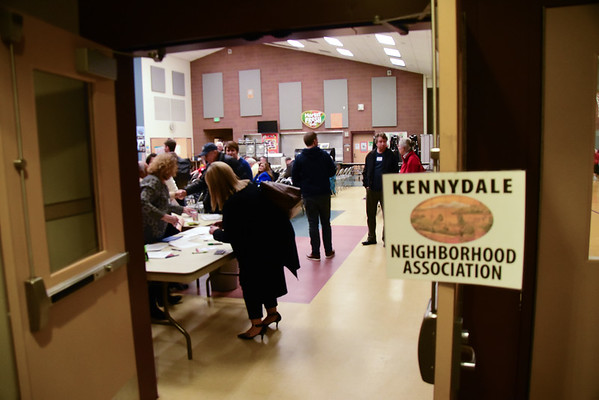 Kennydale Neighborhood Meeting  January 2019