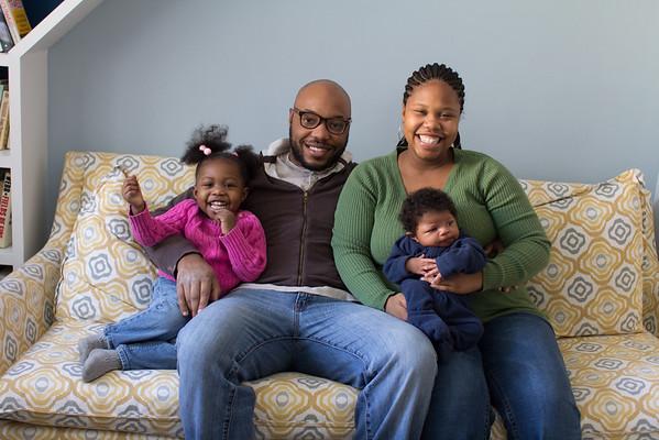 Tynisha Davis Family