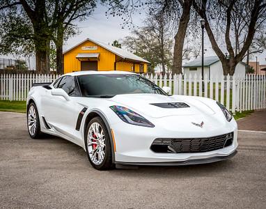 Lonnie's Corvettes