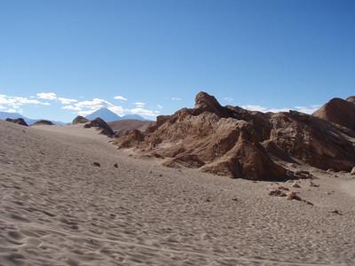 02 Sandboarding near San Pedro de Atacama